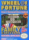Wheel of Fortune - Family Edition Box Art Front